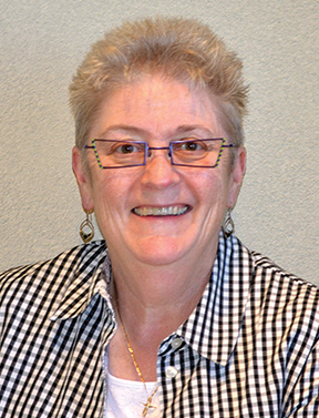 Sister Karen Elliott, July 2015.