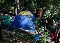 homeless-tent