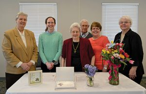 Sister Noreen's retirement lunch
