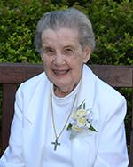 Sister Berenice Janszen